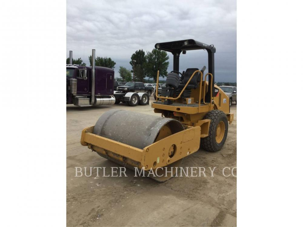 Detail photo of 2012 Caterpillar CS44 from Construction Equipment Guide
