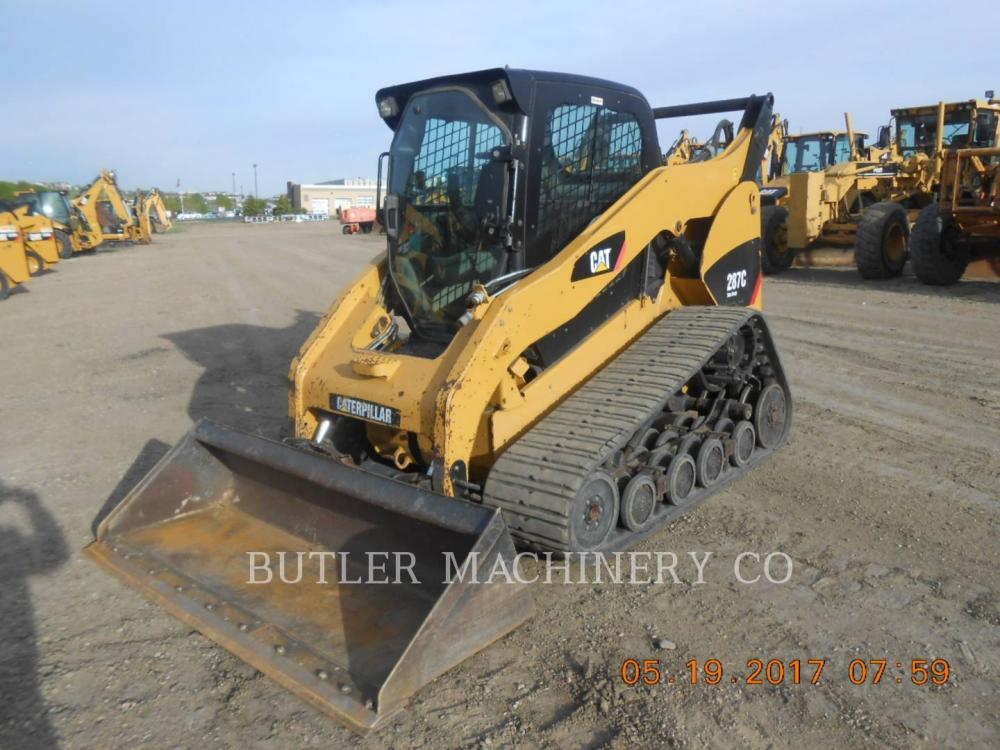 Detail photo of 2011 Caterpillar 287C from Construction Equipment Guide