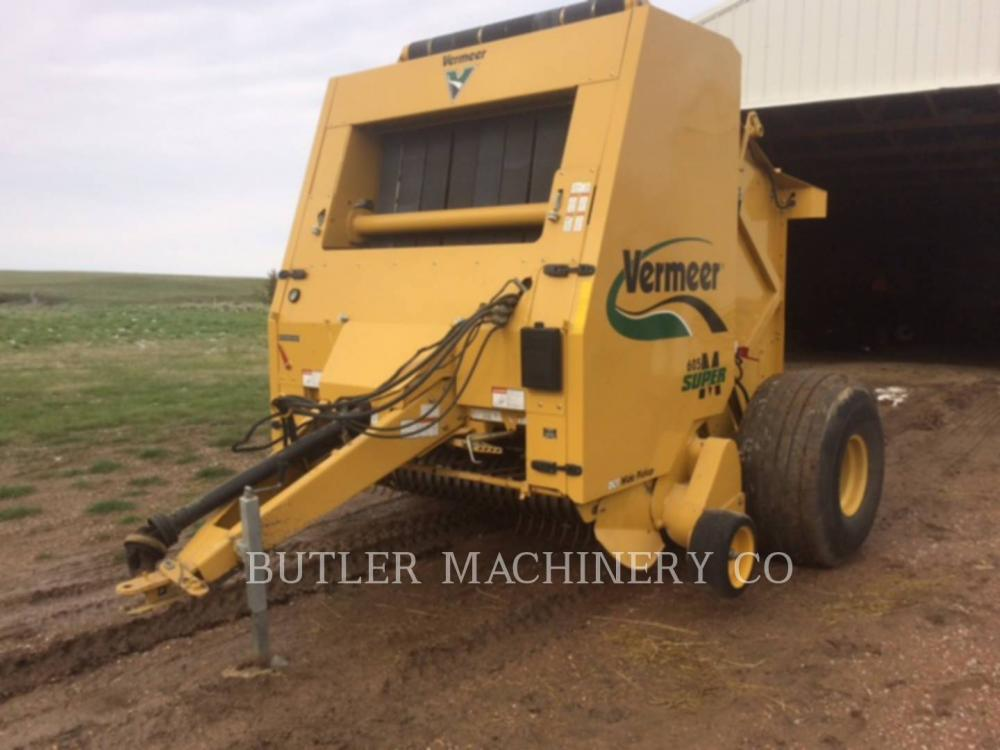 Detail photo of 2010 Vermeer 605SM from Construction Equipment Guide