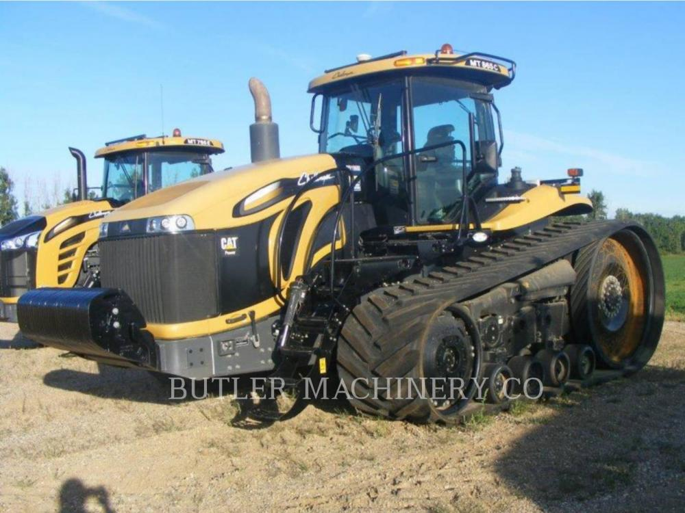Detail photo of 2010 Challenger MT865C from Construction Equipment Guide