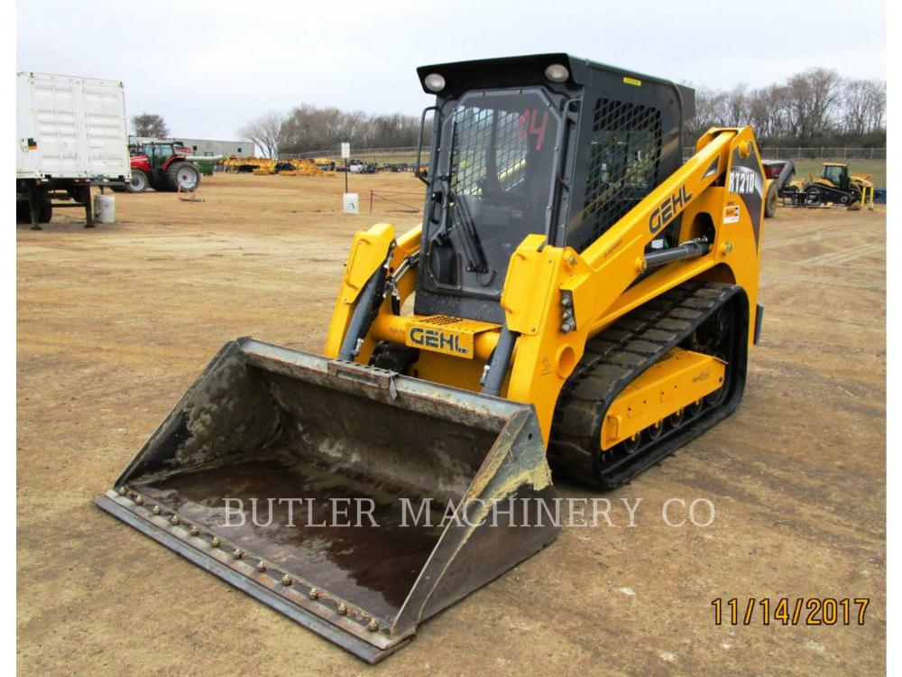 Detail photo of 2015 Gehl RT210 from Construction Equipment Guide