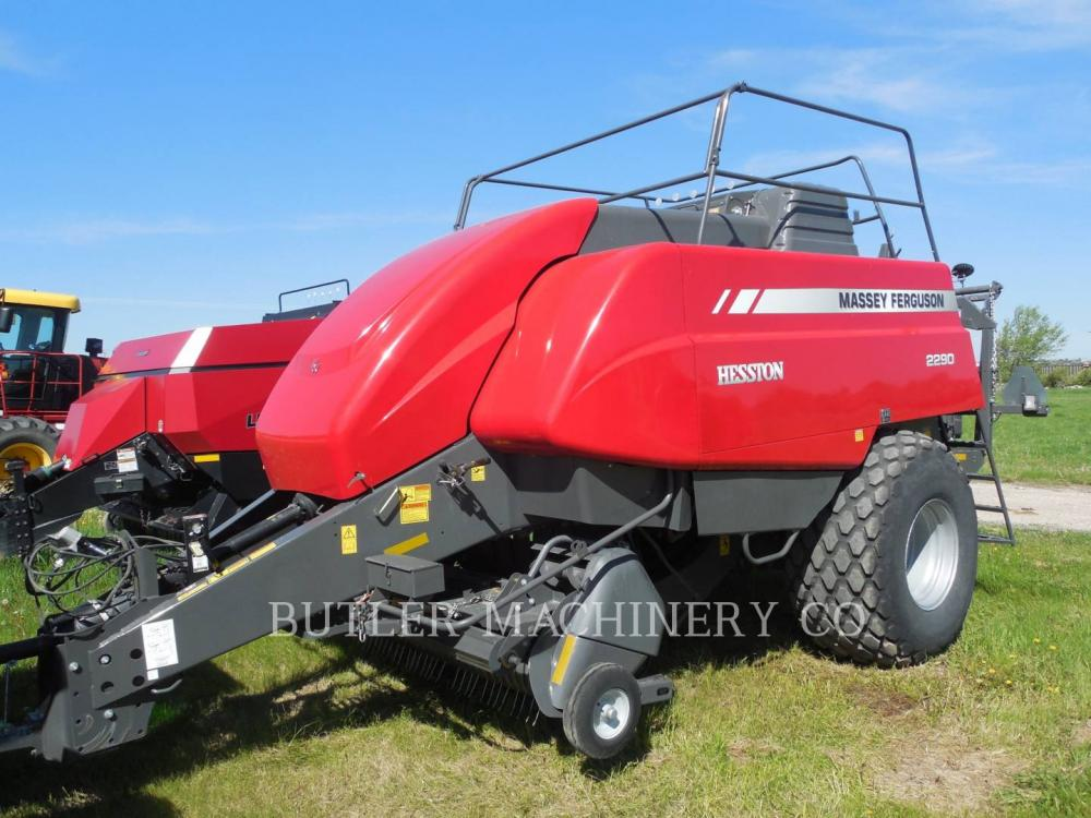 Detail photo of 2015 Massey Ferguson MF2290 from Construction Equipment Guide