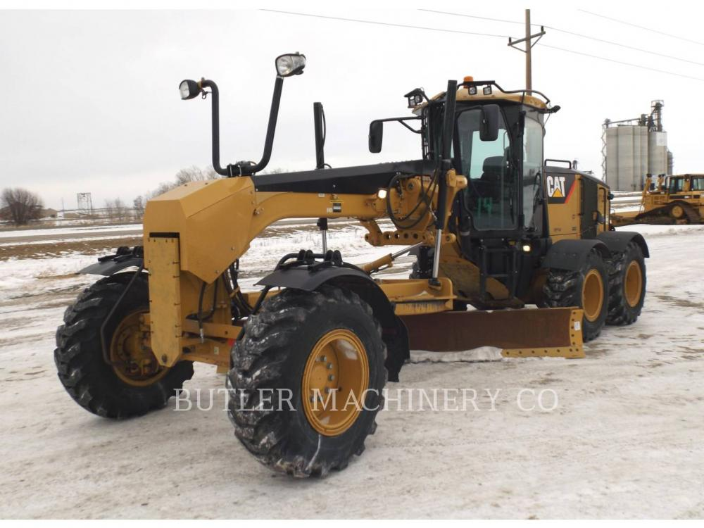 Detail photo of 2010 Caterpillar 140M from Construction Equipment Guide