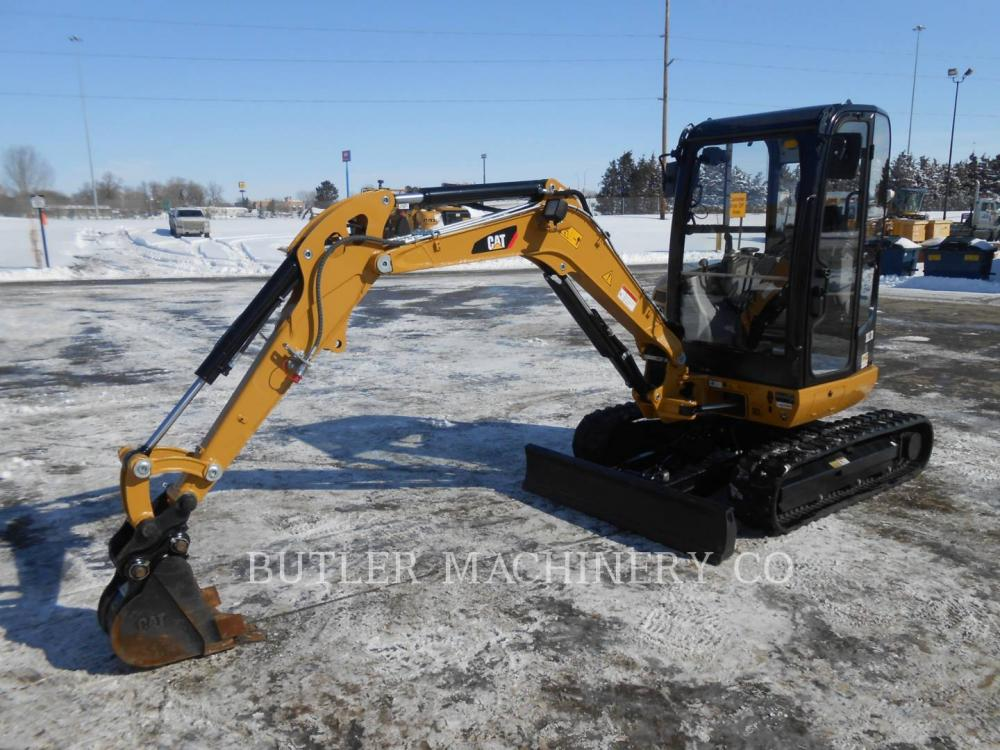 Detail photo of 2017 Caterpillar 302.7 DCR from Construction Equipment Guide