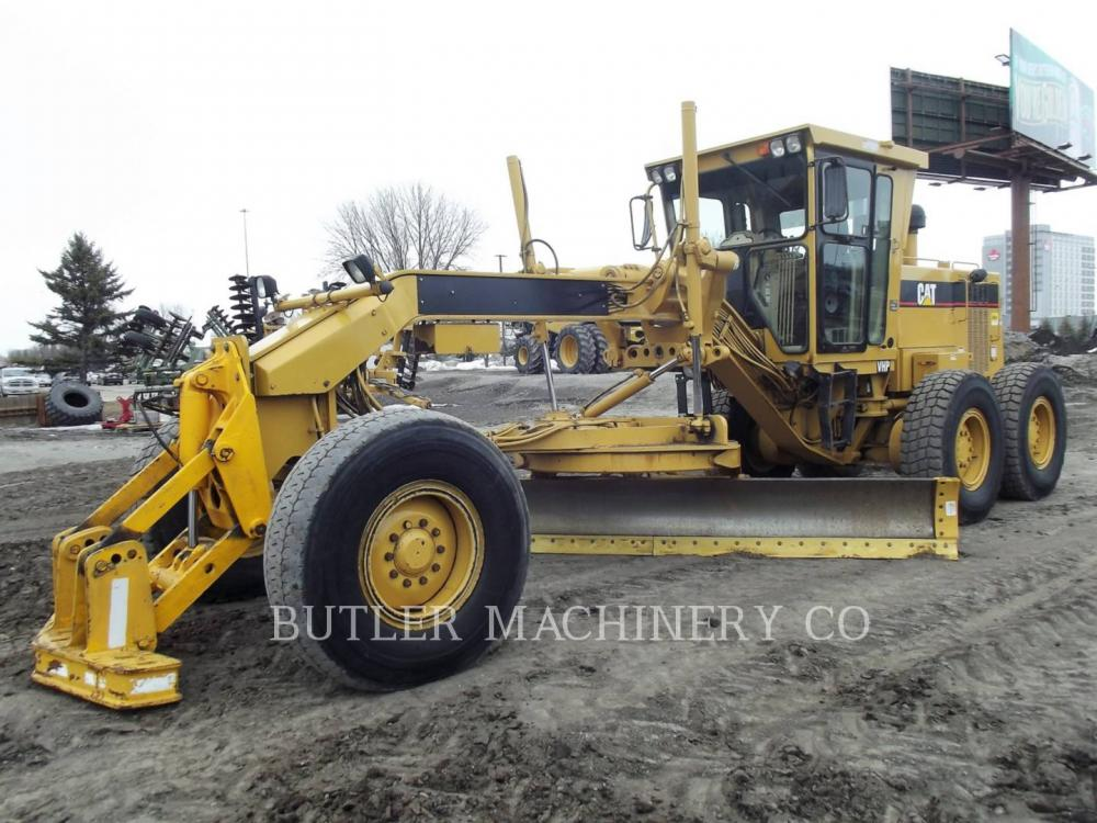 Detail photo of 2002 Caterpillar 140H from Construction Equipment Guide