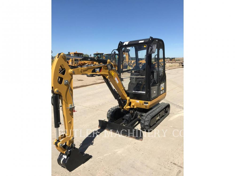 Detail photo of 2017 Caterpillar 301.7D from Construction Equipment Guide