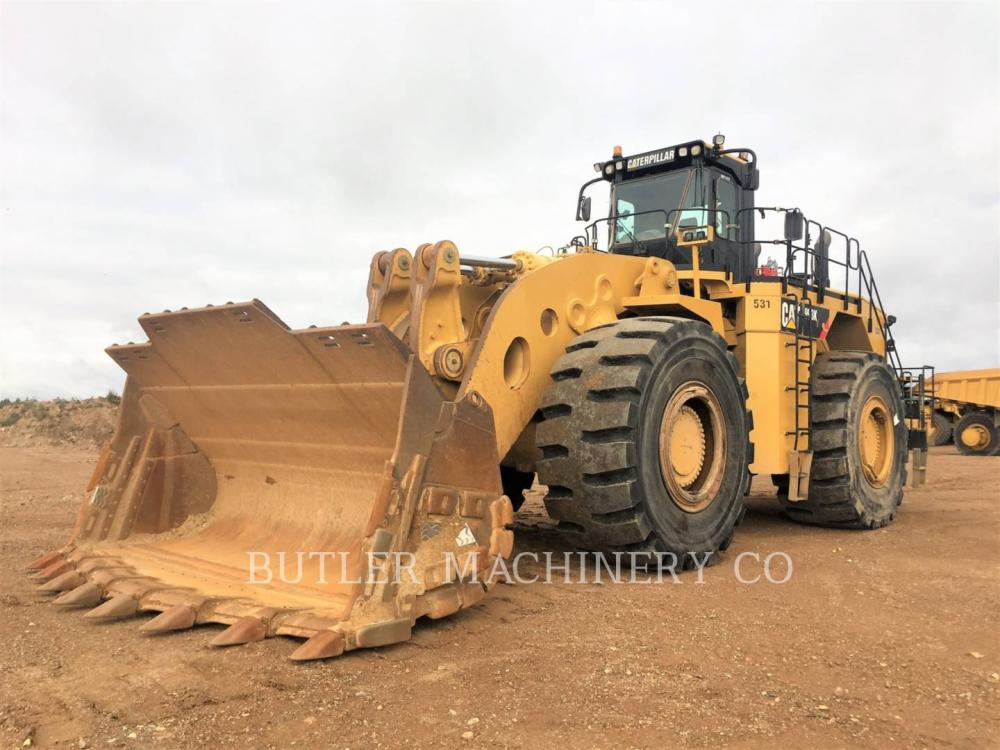 2012 Caterpillar 993K For Sale (1871360) from Butler Machinery [3034