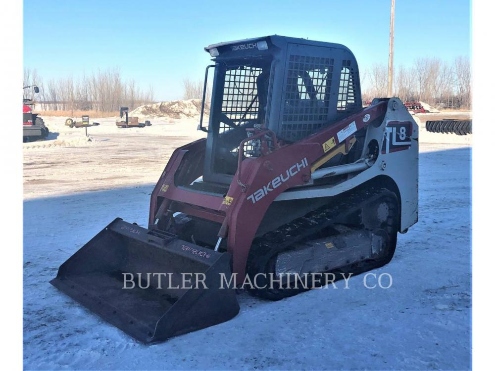 Detail photo of 2014 Takeuchi TL8 from Construction Equipment Guide
