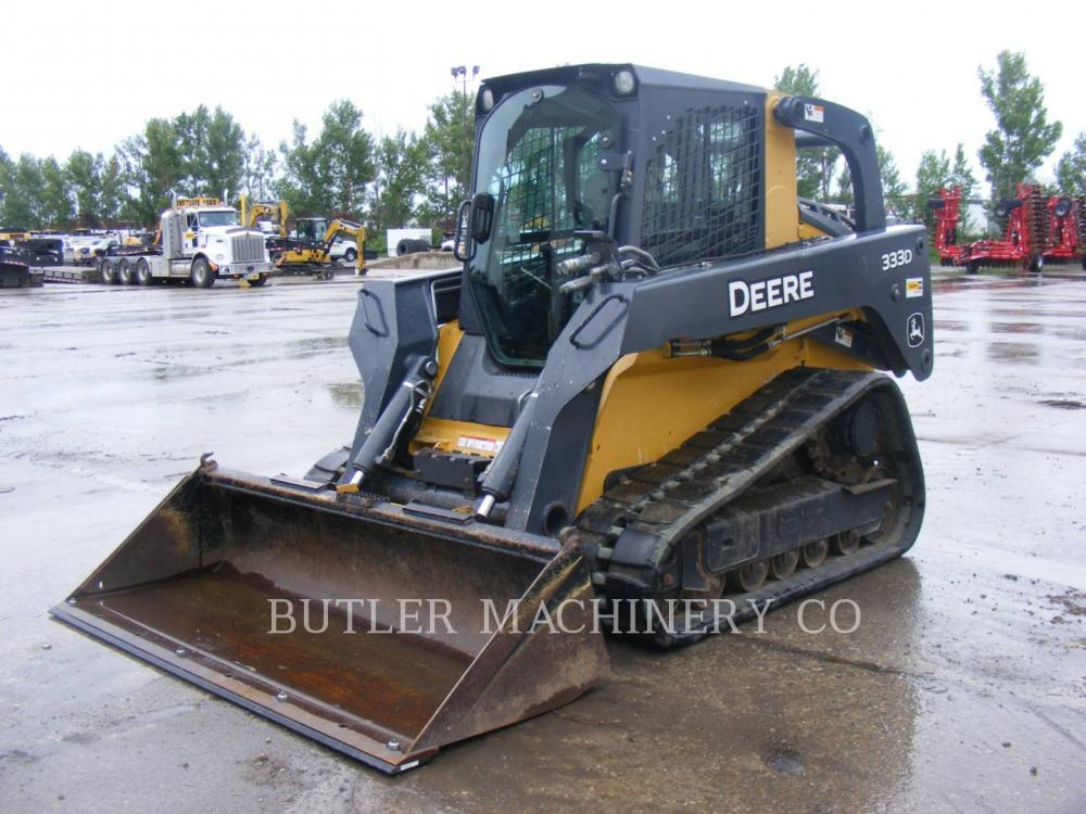 Detail photo of 2011 John Deere 333DT from Construction Equipment Guide