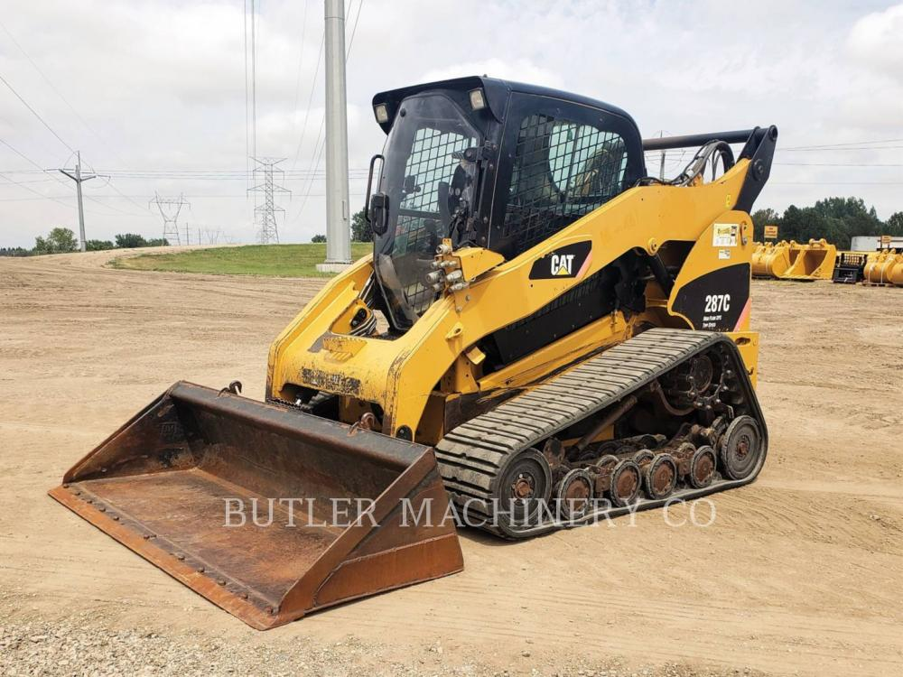 Detail photo of 2009 Caterpillar 287C from Construction Equipment Guide