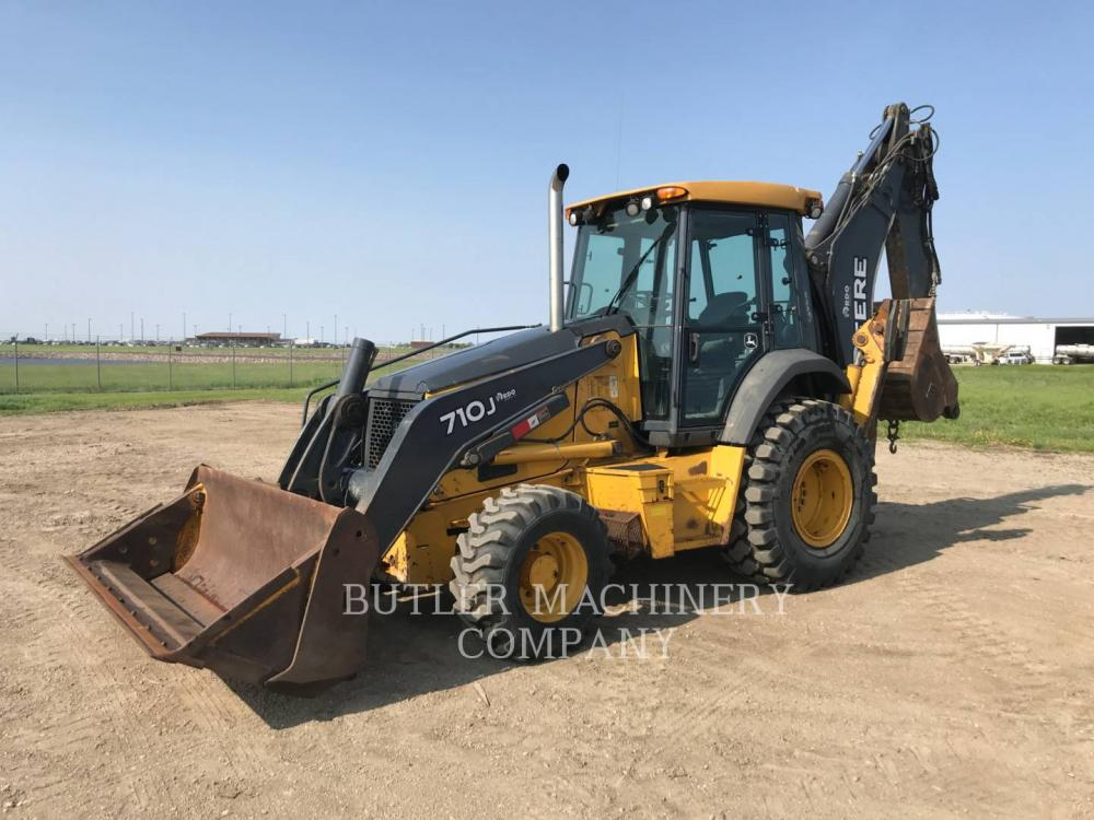 Detail photo of 2010 John Deere 710J from Construction Equipment Guide