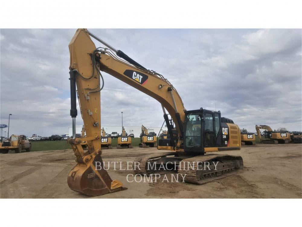 Detail photo of 2013 Caterpillar 329E L from Construction Equipment Guide