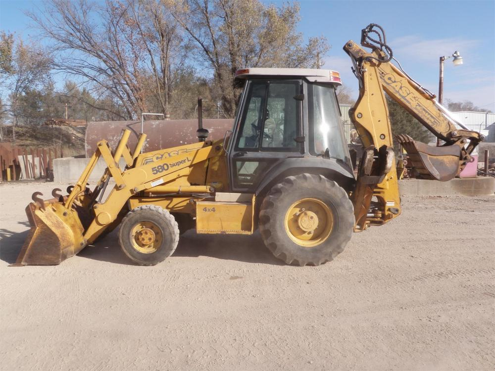 Detail photo of 1995 Case 580 SL from Construction Equipment Guide