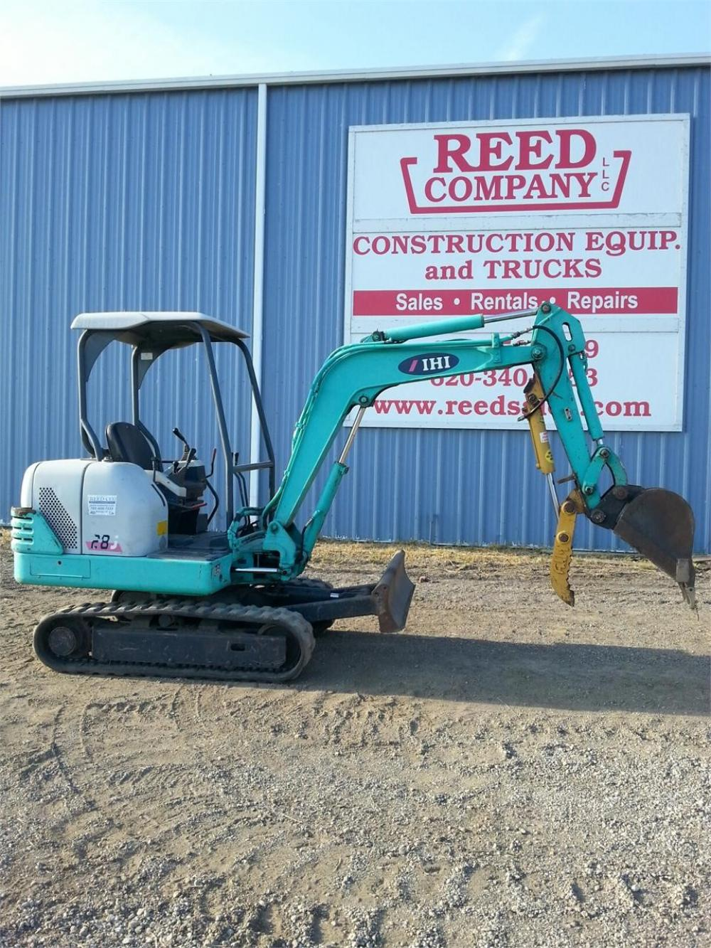 Detail photo of 2000 IHI 28J from Construction Equipment Guide