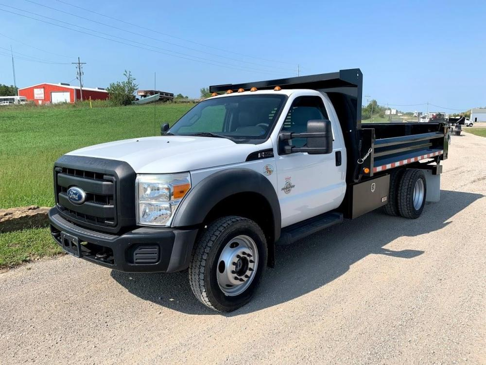 Detail photo of 2011 Ford F-550 XL SUPER DUTY from Construction Equipment Guide