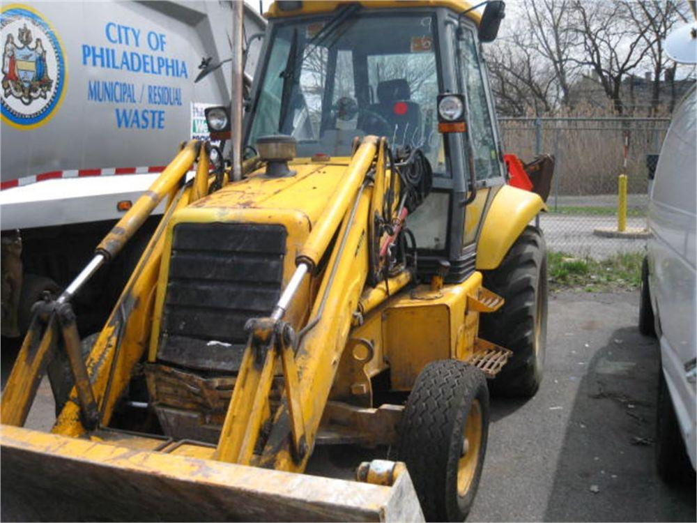 Detail photo of 1996 JCB 214 II from Construction Equipment Guide