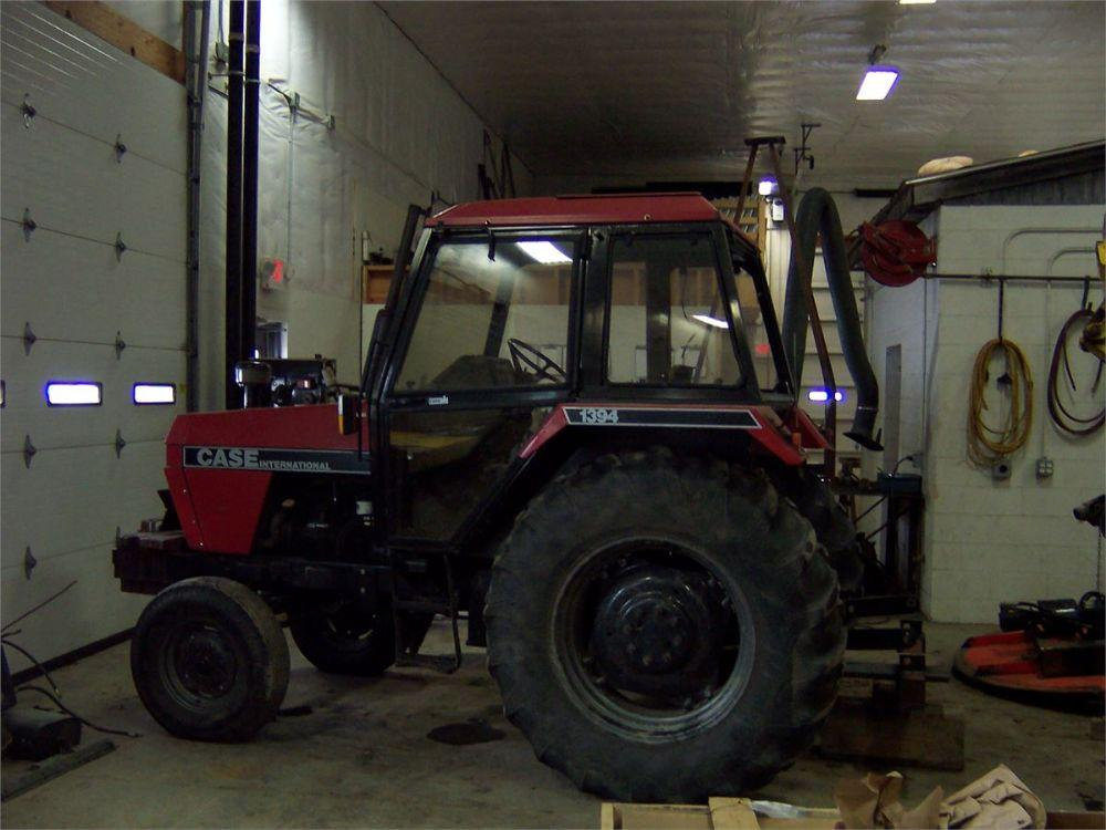 Detail photo of 1987 Case IH CAB TRACTOR from Construction Equipment Guide