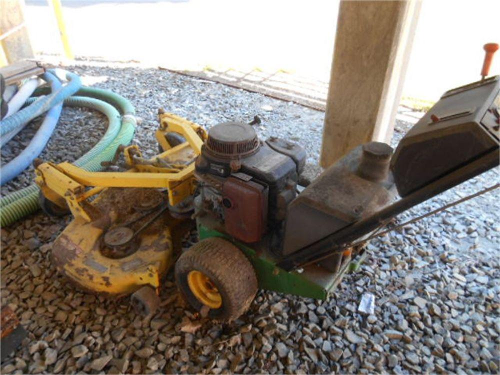 Detail photo of  John Deere WALK BEHIND MOWER from Construction Equipment Guide