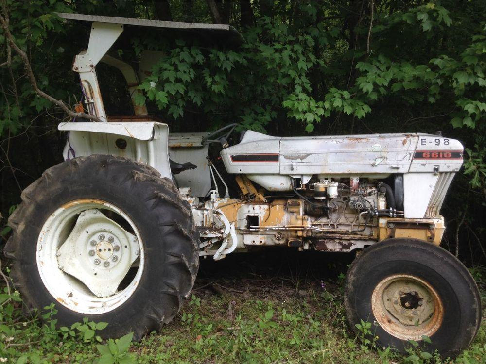 Detail photo of 1989 Ford 6610 TRACTOR from Construction Equipment Guide