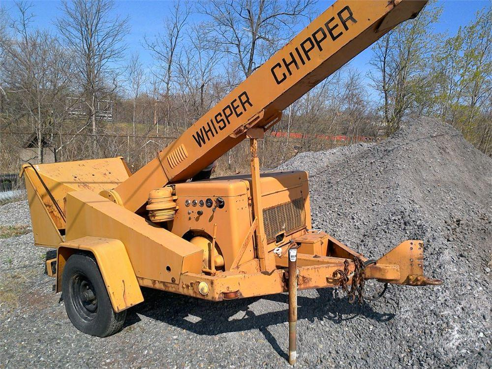 Detail photo of 1977 Western Star WHISPER CHIPPER from Construction Equipment Guide
