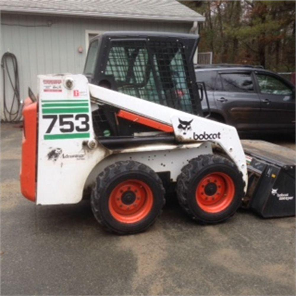 1999 Bobcat 753 For Sale 2674874 From Municibid 3158 Ceg