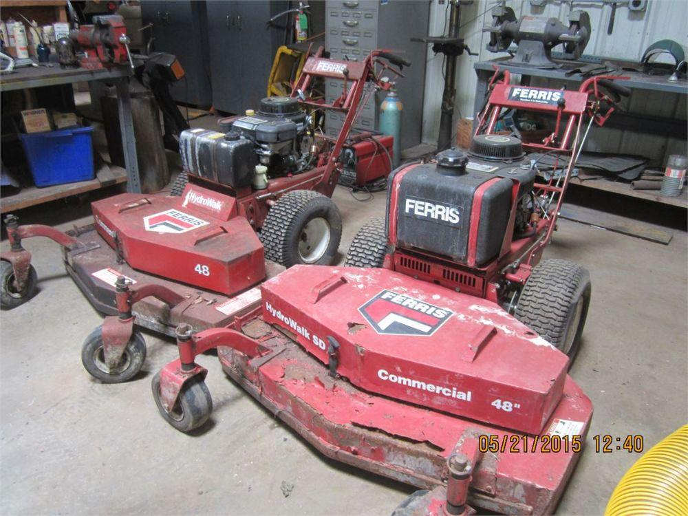 Detail photo of  Ferree WALK-BEHIND MOWERS from Construction Equipment Guide