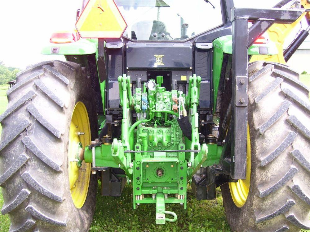 Detail photo of 2012 John Deere 7130 FWD TRACTOR from Construction Equipment Guide