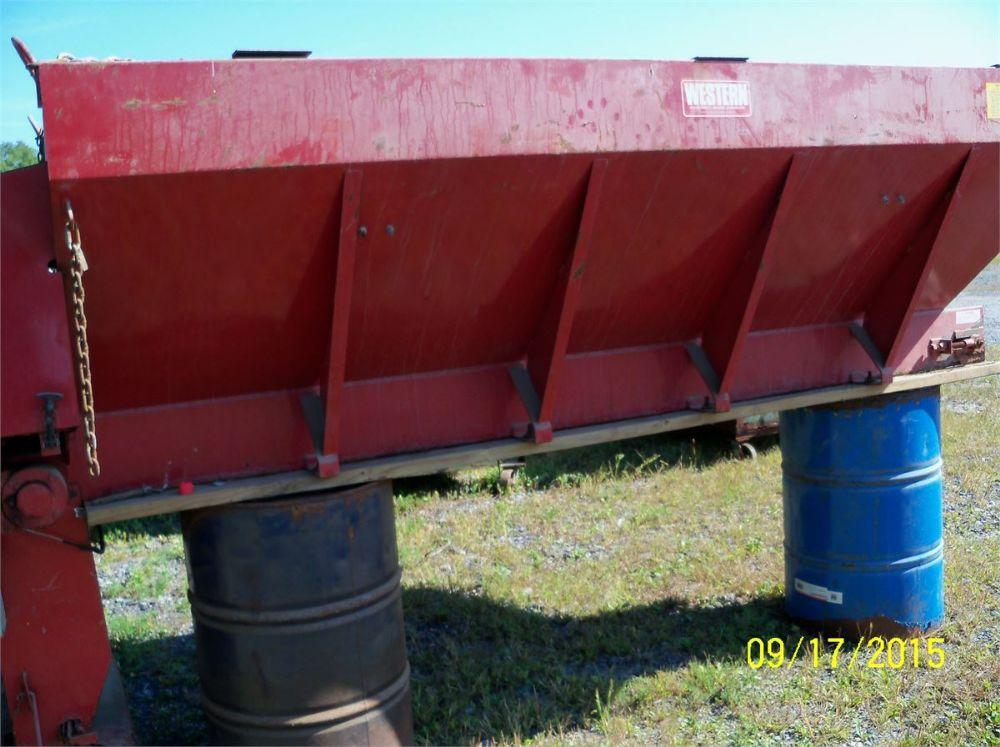 Detail photo of  Western BED SALT SPREADER from Construction Equipment Guide