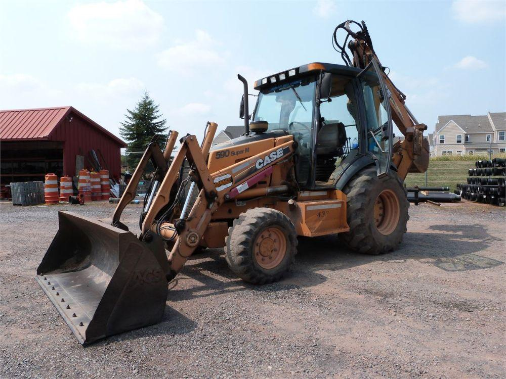 Detail photo of 2002 Case 590 SM from Construction Equipment Guide