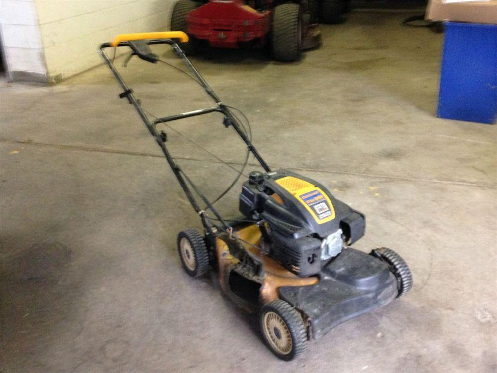 Detail photo of  Case IH CUB CADET LAWN MOWER from Construction Equipment Guide