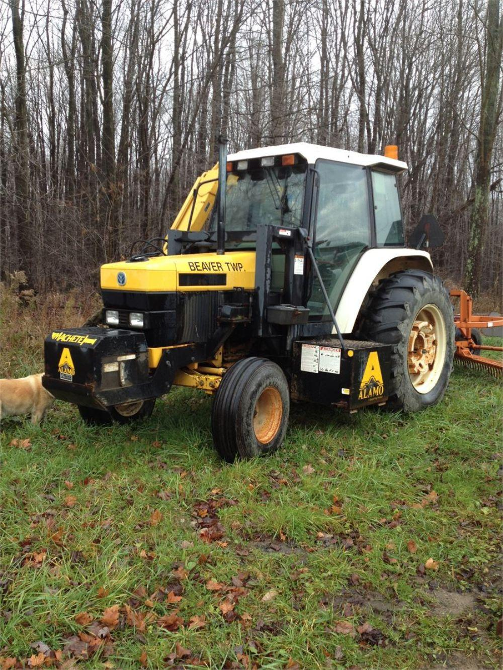 Detail photo of 1998 New Holland 7740 TRACTOR from Construction Equipment Guide