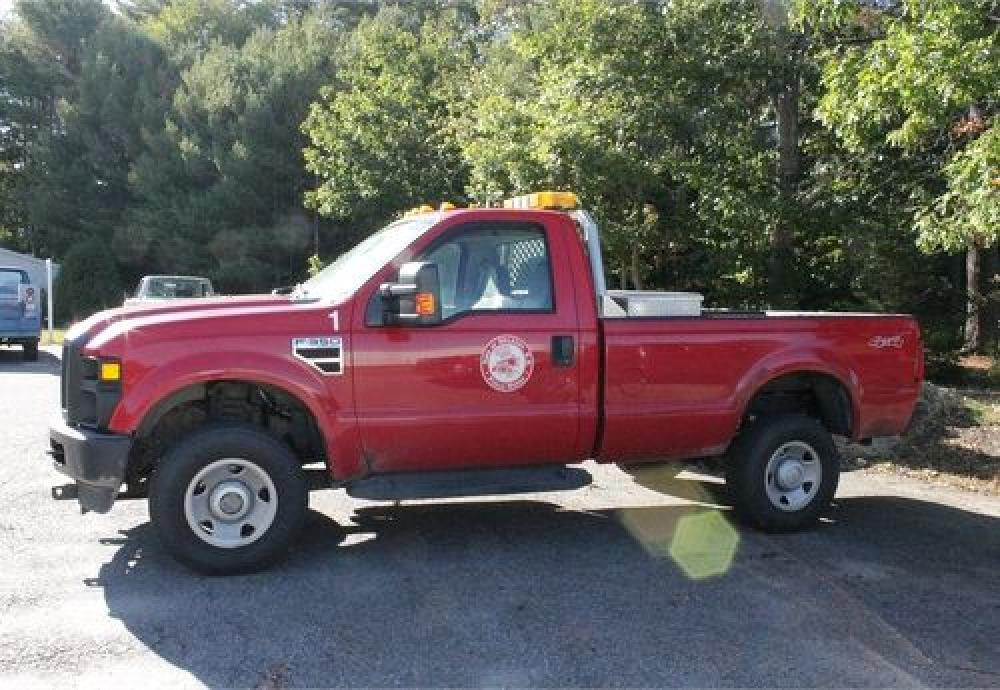 Detail photo of 2008 Ford F-350 SD from Construction Equipment Guide