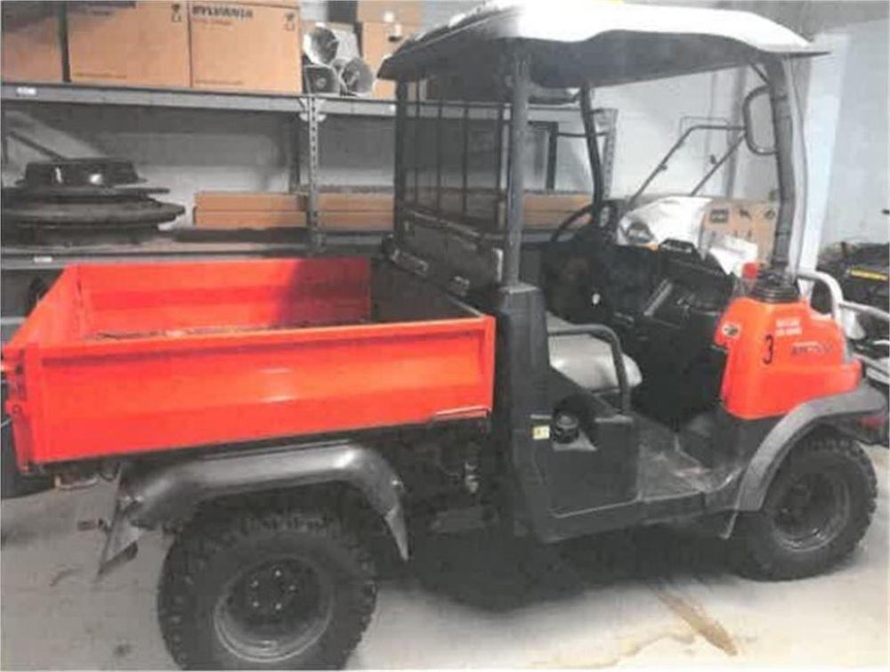 Detail photo of 2008 Kubota RTV900 from Construction Equipment Guide