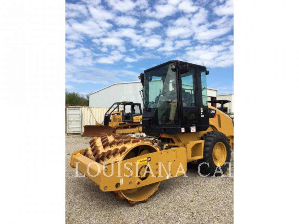 Detail photo of 2015 Caterpillar CP44 from Construction Equipment Guide