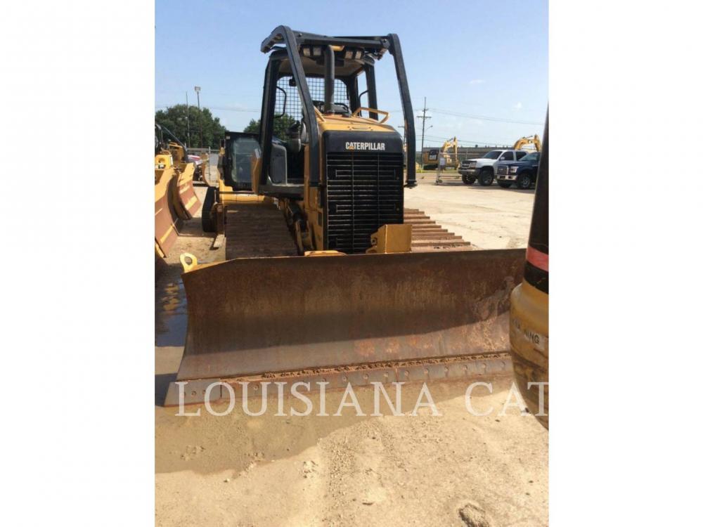 Detail photo of 2014 Caterpillar D4K LGP from Construction Equipment Guide