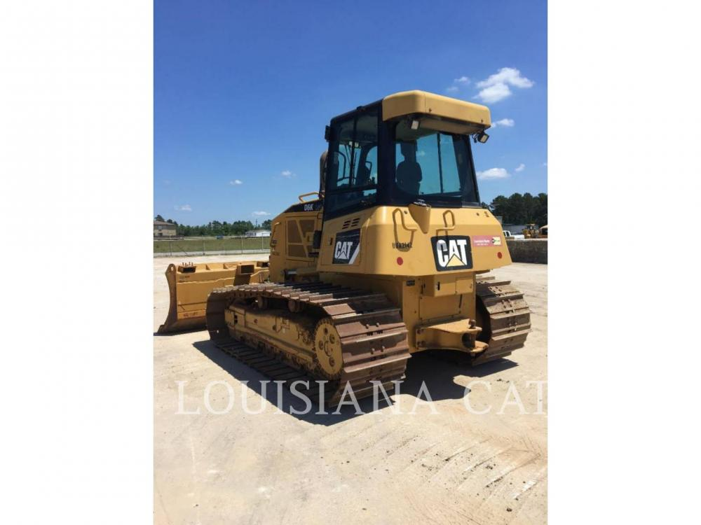 Detail photo of 2012 Caterpillar D6K LGP from Construction Equipment Guide