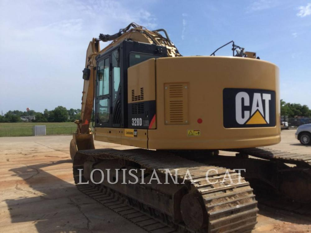 Detail photo of 2013 Caterpillar 328D from Construction Equipment Guide