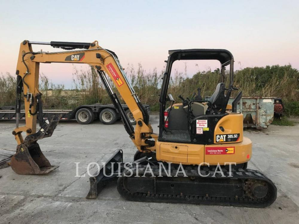 Detail photo of 2017 Caterpillar 305.5E2 CR from Construction Equipment Guide