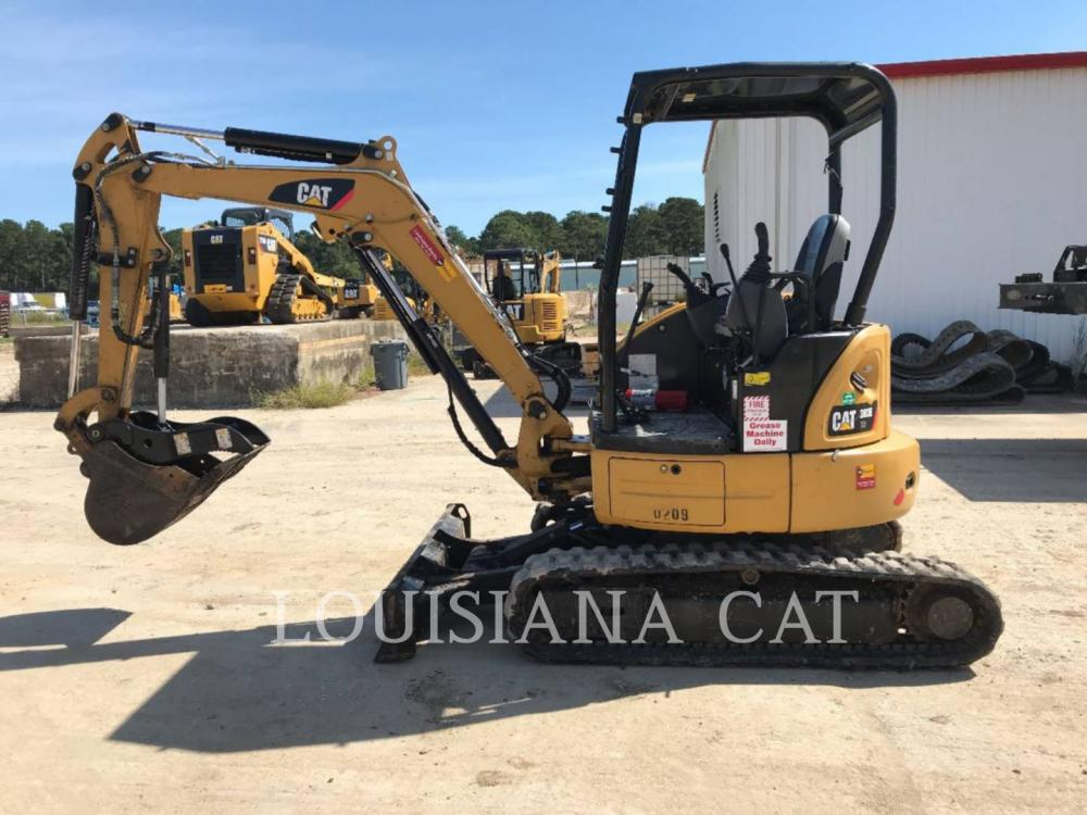 Detail photo of 2015 Caterpillar 303E CR from Construction Equipment Guide
