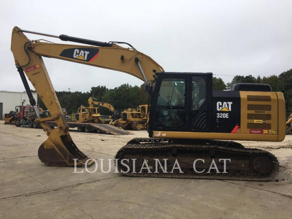 Detail photo of 2014 Caterpillar 320EL from Construction Equipment Guide