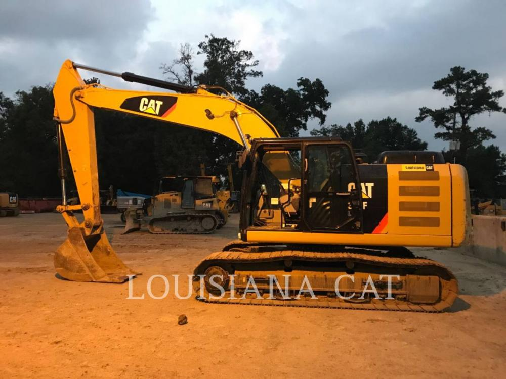 Detail photo of 2015 Caterpillar 320F L from Construction Equipment Guide