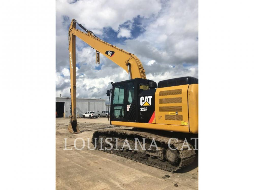Detail photo of 2017 Caterpillar 326FL from Construction Equipment Guide