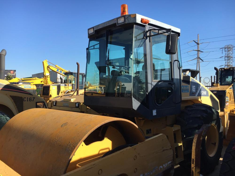 Detail photo of 2012 LiuGong 612HIII from Construction Equipment Guide