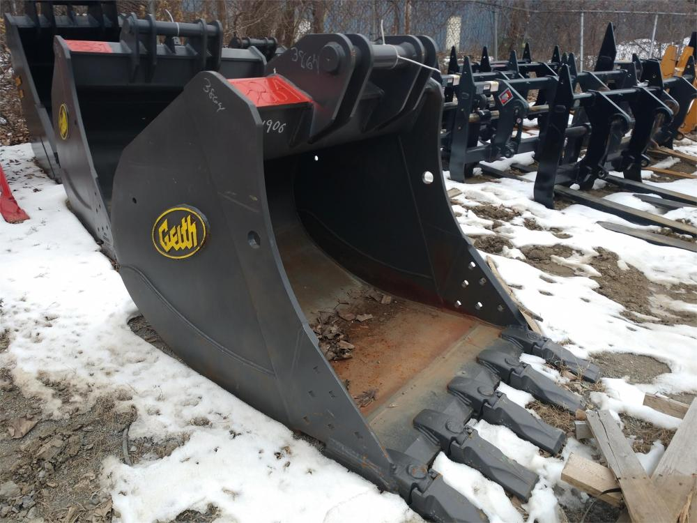 Detail photo of 2018 Geith HF58038 from Construction Equipment Guide
