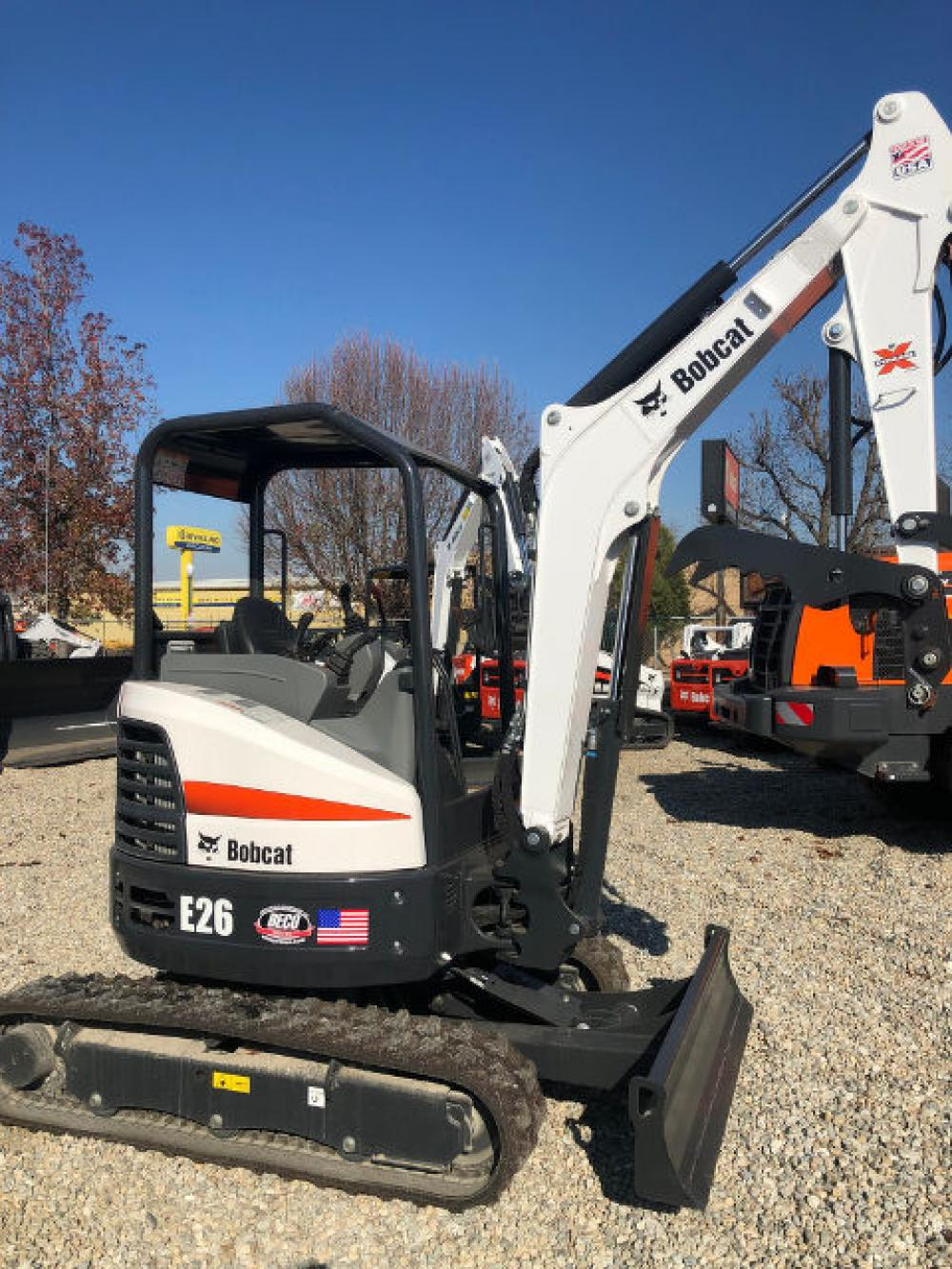 Detail photo of 2018 Bobcat E26T4 from Construction Equipment Guide