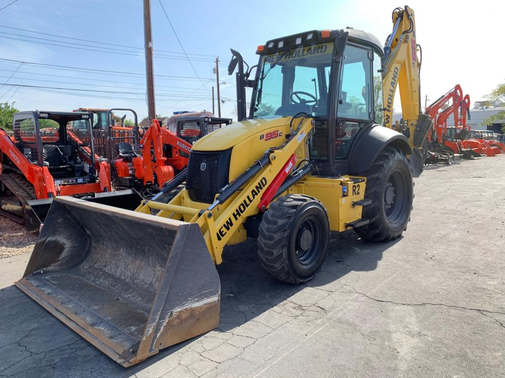 Detail photo of 2017 New Holland B95C from Construction Equipment Guide