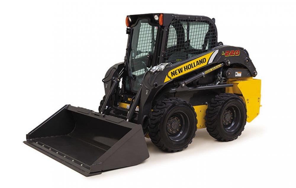 Detail photo of 2020 New Holland L220 from Construction Equipment Guide