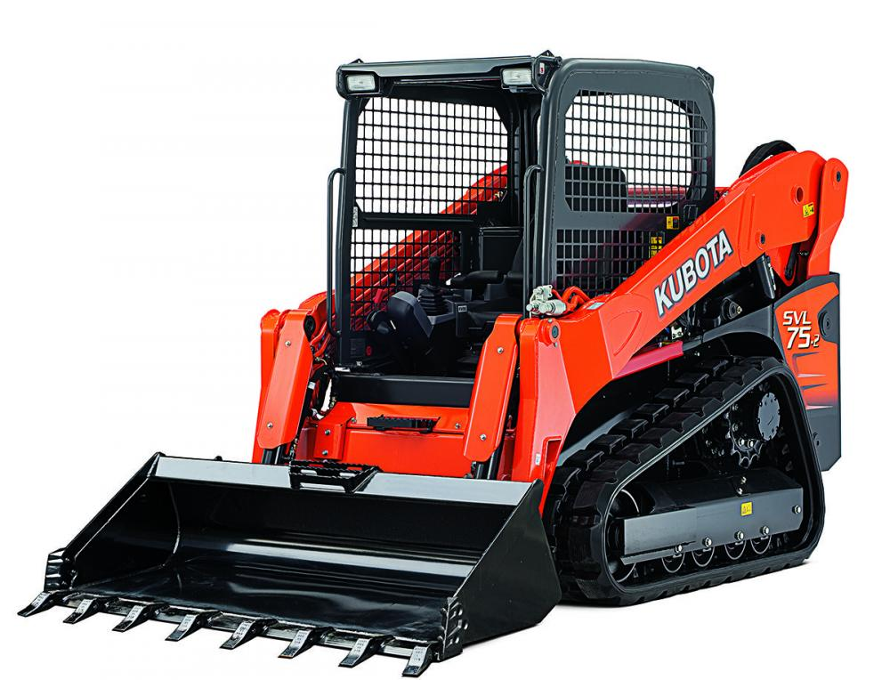 Detail photo of 2020 Kubota SVL75-2 from Construction Equipment Guide