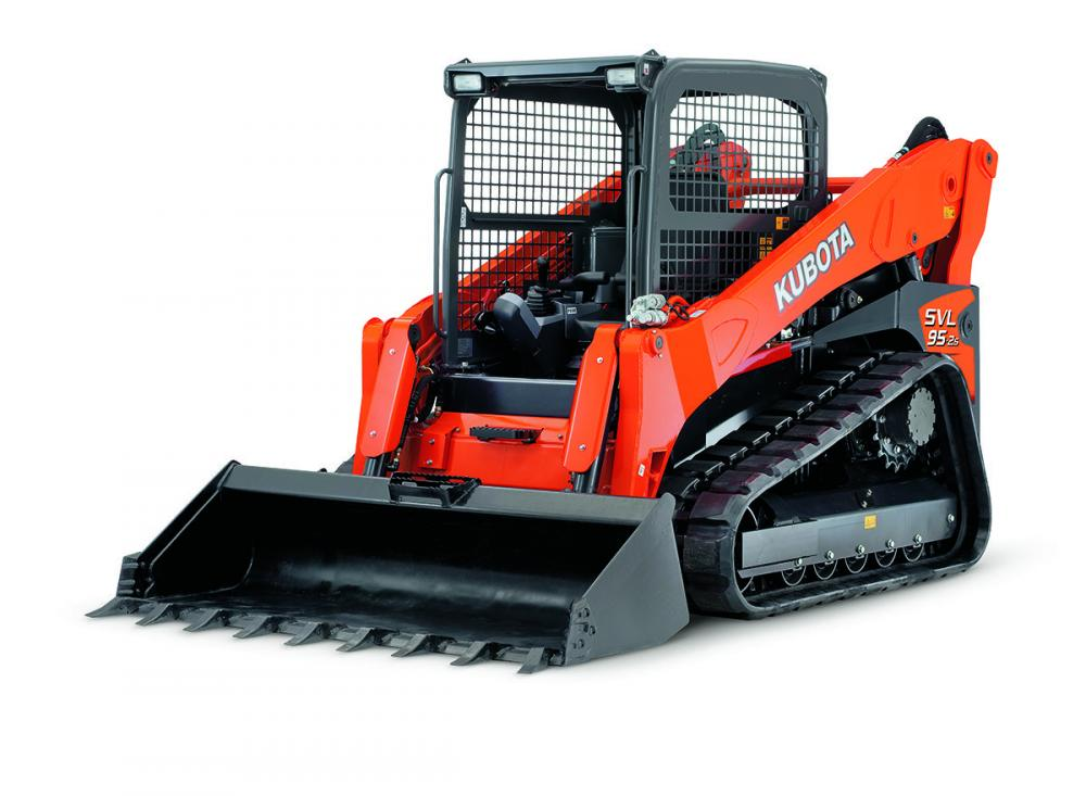 Detail photo of 2020 Kubota SVL95 from Construction Equipment Guide