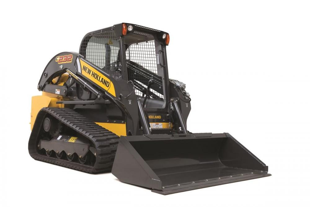 Detail photo of 2020 New Holland C232 from Construction Equipment Guide